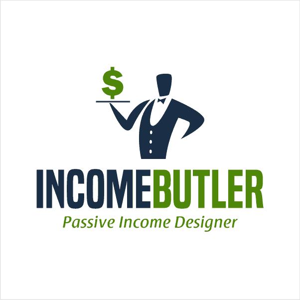 incomebutler passive income designer logo