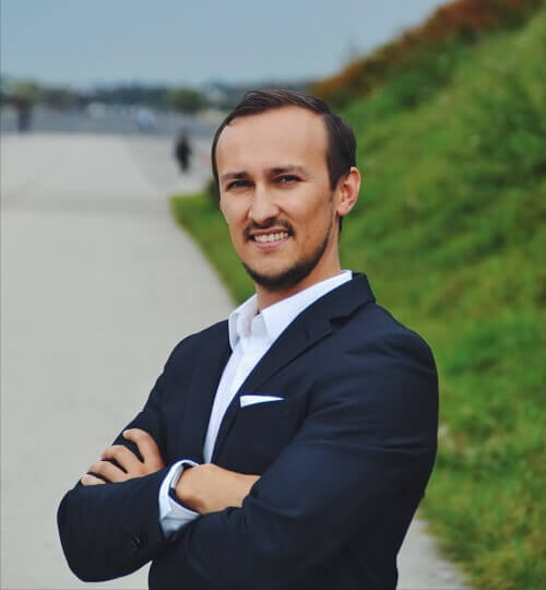 Eugen Grinschuk - Expertenmacher